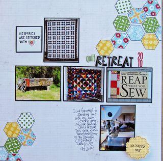 Challenge # 6 - Hexagons