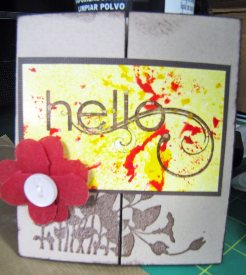 Erika's Card